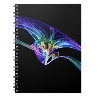 Flight of Color Notebook