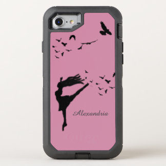 Flight of Dance OtterBox Defender iPhone 7 Case
