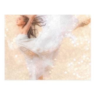 Flight of Dance Postcard