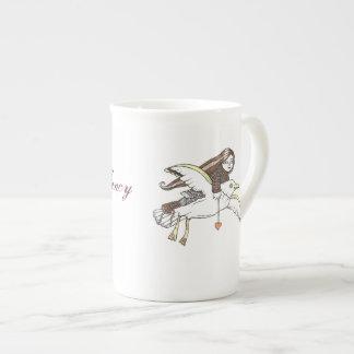 Flight of Fancy Bone China Mug