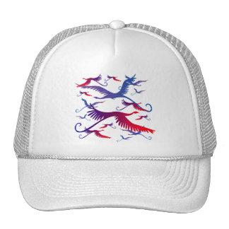 Flight of Fancy Cap Trucker Hats