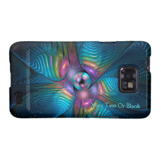 Flight of Fancy Samsung Galaxy SII Cover