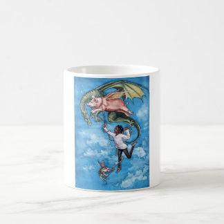 Flight of Fancy, fantasy mug