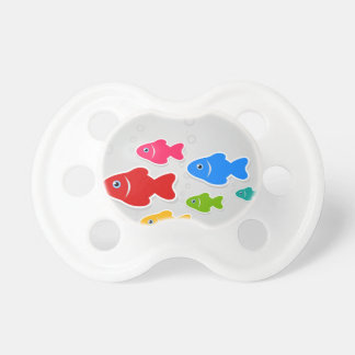 Flight of fishes3 pacifier