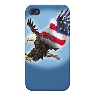 flight of freedom iPhone 4 cover