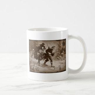 Flight of Infant King (3) Coffee Mug
