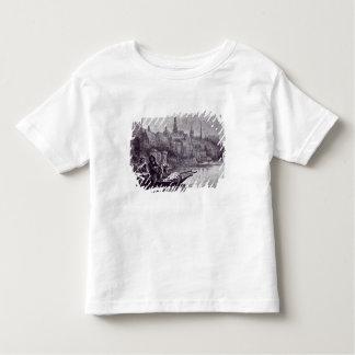 Flight of King James Toddler T-shirt