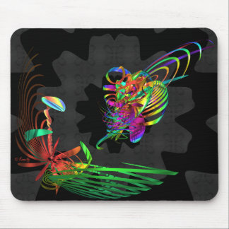 Flight of the Bumblebee #2 Mouse Pad