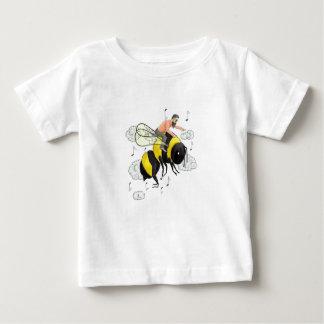 Flight of the Bumblebee by Nicolai Rimsky-Korsakov Baby T-Shirt