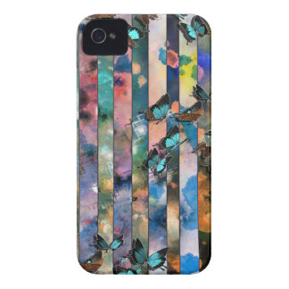 FLIGHT OF THE BUTTERFLIES iPhone 4 COVER