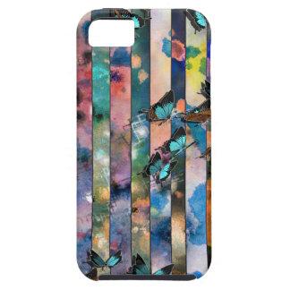 FLIGHT OF THE BUTTERFLIES iPhone SE/5/5s CASE