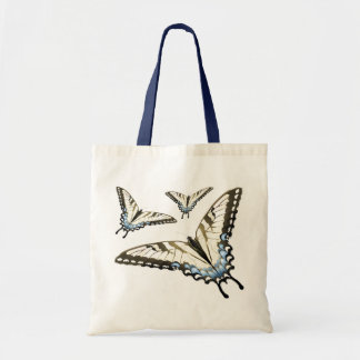 Flight of the Butterfly Budget Tote Bag