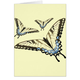 Flight of the Butterfly Greeting Cards