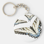 Flight of the Butterfly Keychain