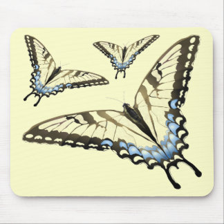 Flight of the Butterfly Mouse Pad