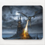 Flight Of The Dragon - Mousepad Mouse Pad