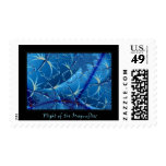 Flight of the Dragonflies Postage