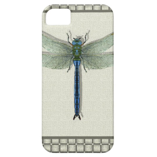 Flight of the Dragonfly iPhone SE/5/5s Case