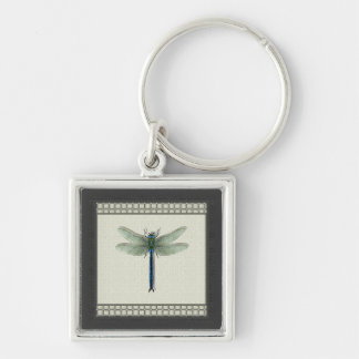 Flight of the Dragonfly Keychain