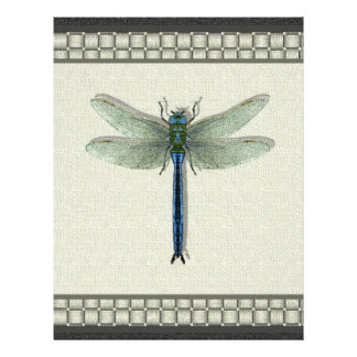 Flight of the Dragonfly Letterhead