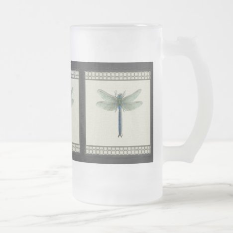 Flight of the Dragonfly Mug (Glass)