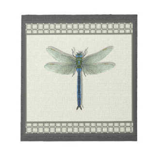 Flight of the Dragonfly Notepad
