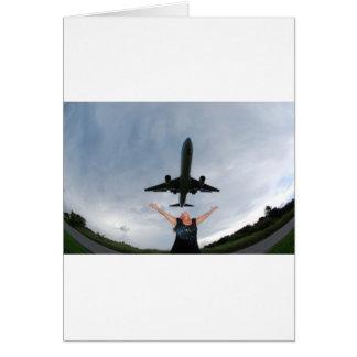 Flight of The Fancy Card