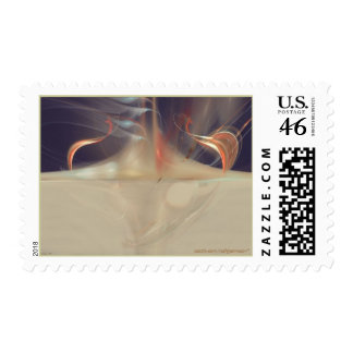 FLIGHT OF THE FROST DEVILS POSTAGE STAMP