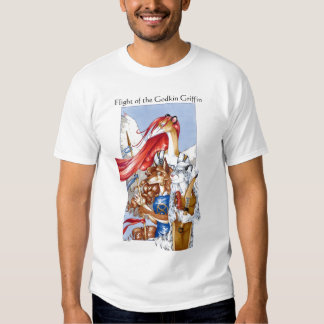 Flight of the Godkin Griffin T-Shirt