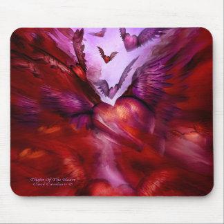 Flight Of The Heart Mousepad