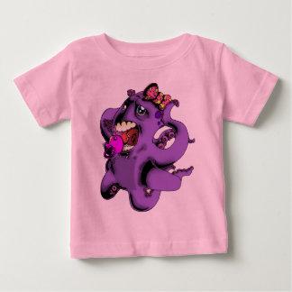 Flight of the Octopus - Girls' Version Baby T-Shirt