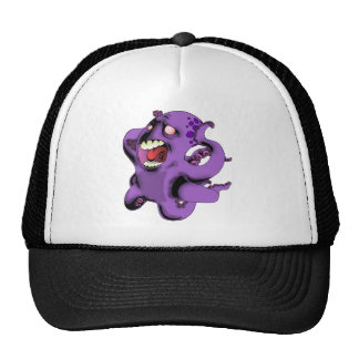 Flight of the Octopus Trucker Hat