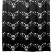 Flight of the Owl Shower Curtain