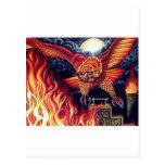 Flight of the Phoenix Postcard