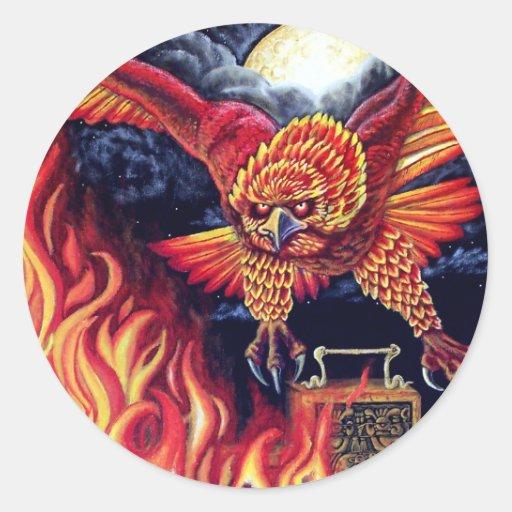 Flight of the Phoenix Sticker