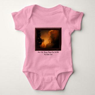 Flight of the Storm Baby Bodysuit