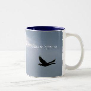 Flight of the Wild Geese - Come Holy Spirit   Mug