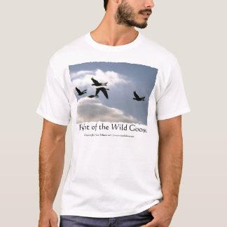 Flight of the Wild Goose   T-shirt