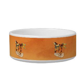 Flight Cat Food Bowl