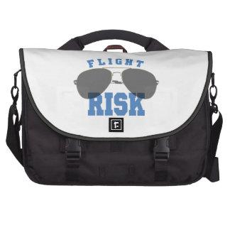 Flight Risk Aviation Glasses Laptop Commuter Bag