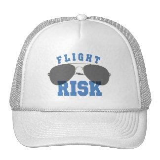 Flight Risk Aviation Glasses Trucker Hat