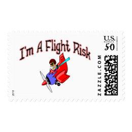 Flight Risk Postage