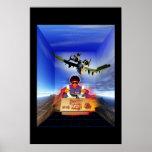 Flight Simulator Poster
