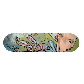 """Flight"" Skate Deck"
