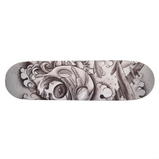 Flight Skateboard Deck