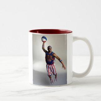 Flight Time leap Two-Tone Coffee Mug