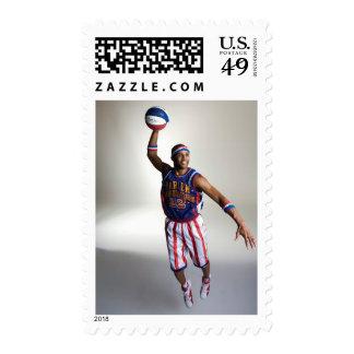 Flight Time leap Postage Stamp