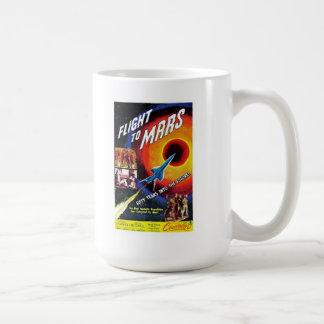 Flight to Mars Mug