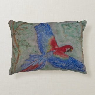 """Flight to the Canopy Polyester Pillow 16"""" x 12"""""""