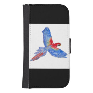 Flight to the Canopy Samsung Galaxy S4 Wallet Case
